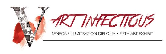 Seneca's Illustration Graduation Show – The Visual Cure