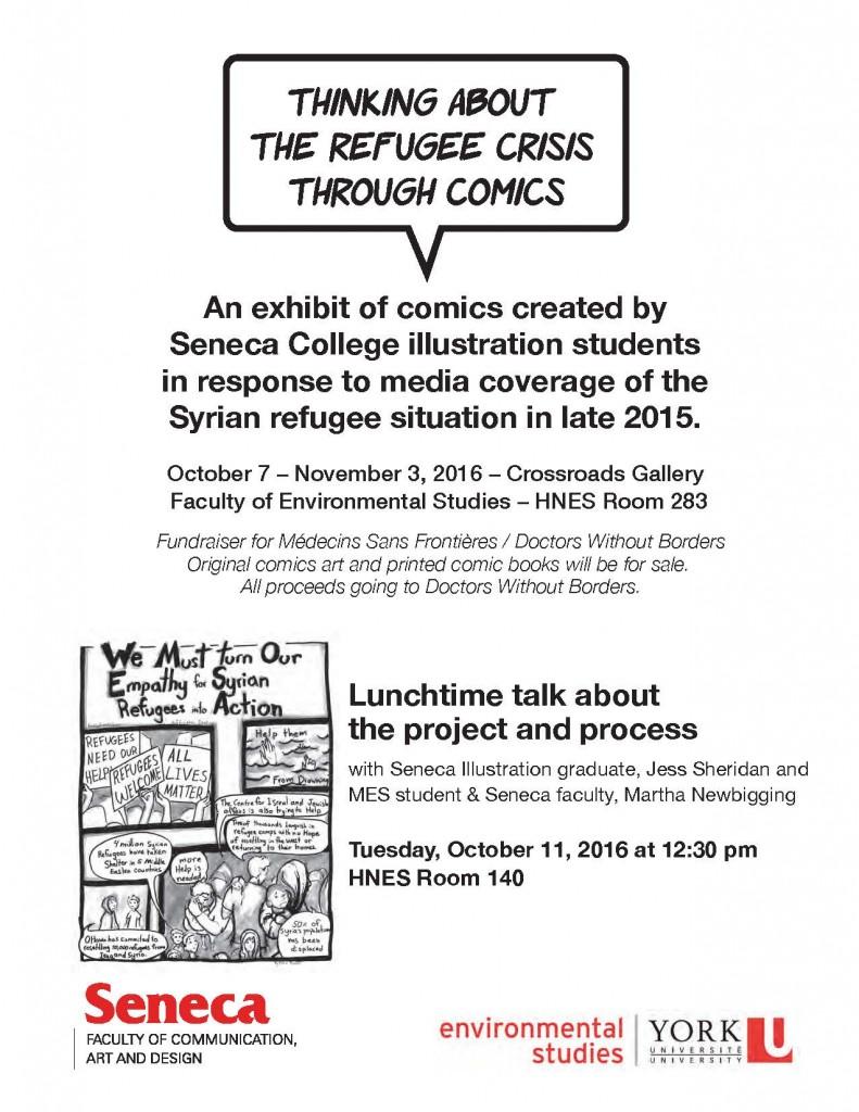 Crossroads Comics poster 4